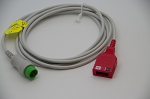 3 leads truck cable for Mindray datascope DPM6/7 Passport 8 /12