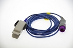 SPO2 SENSOR FOR MINDRAY T5/T8 Accutorr 3, Accutorr 7, 3 METER LONG CABLE