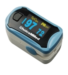 Choicemmd MD300c29 figuretip oximeter , 4 way display , bargraph, carrying case included free shipping in USA