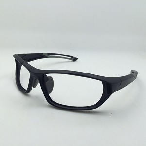 X-Ray Radiation Protection Glasses 0.75 mmPb Style D4NF w/EnbedFrame for extra lens