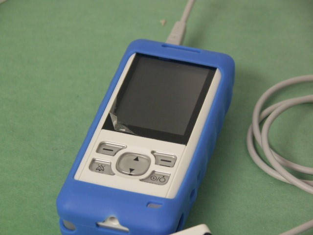 Protective case for PM-60 / DPM2 oximeter , pole mount case
