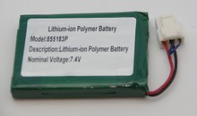 rechargeable battery for CONTEC MONITOR CMS6000